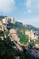 Mt. Geumsan,Gyeongnam,Korea