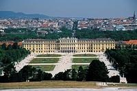 Schloss Schonbrunn,Vienna,Austria