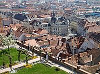 Graz, old city center, city hall