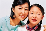 Mother and Daughter,Korea