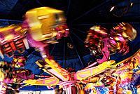 amusement park Prater Vienna