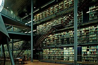 Library,Delft Universty Of Technology,Delft,Netherland