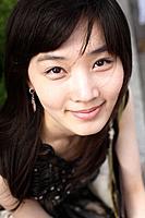 Portrait of Young Woman,Korea