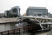 Germany, Berlin, Spree, federal_press_office, Spree, trip_boat,