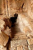 Israel Jerusalem Tomb of the Kings in East Jerusalem north of the Old City Despite the name the tomb is for the family of Queen Helena of the Mesopota...