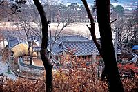 Traditional Korean_Style House,Korea