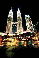 Petronas Twin Tower,Kuala Lumpur,Malaysia