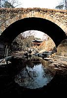 Seonamsa Temple,Suncheon,Jeonnam