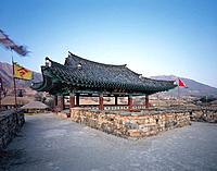 Nagan_eupseong Folk Village,Suncheon,Jeonnam,Korea
