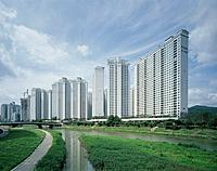 Bundang,Sungnam,Gyeonggi,Korea