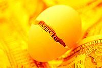 Eggshell,Banknote