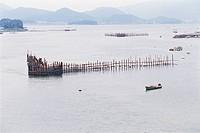 Fishing,Namhae Island,Gyeongnam,Korea