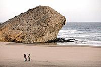 Monsul beach. Parque Natural de Cabo de Gata-Nijar. Almería. Spain
