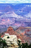 Grand Canyon National Park. Arizona, USA