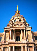 Hôtel des Invalides. Paris. France