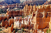 Bryce Canyon National Park. Utah, USA