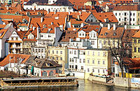Malá Strana. Prague. Czech Republic