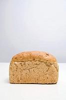 Loaf of granary bread