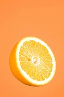 Half an orange