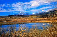 Lower Saint Mary Lake _ Glacier National Park _ Blackfeet Indian Reservation _ Montana _ USA