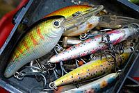 Angler equipment, Austria, spoon_bait