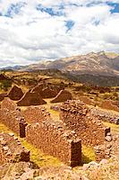 Ruins of Pikillaqta, Peru
