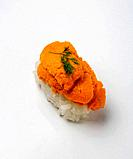 Uni nigiri sushi