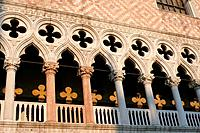 Ducal Palace, Venice. Veneto, Italy