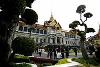 The government palace of Bangkok