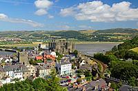 Conwy Castle Conwy Wales