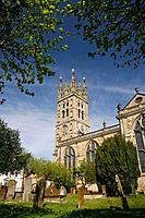 St Mary's church, Warwick, England, UK