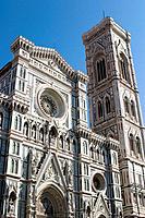 Santa Maria del Fiore cathedral, Florence. Tuscany, Italy