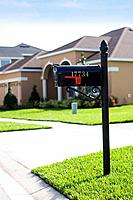 Mailbox in Suburb