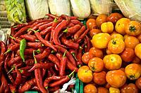 Sandakan Market, Borneo, Sabah, Malaysia, Southeast Asia