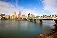 Skyline, Portland, Oregon, USA