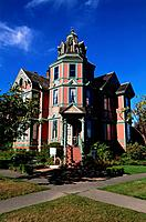 Ann Starrett Mansion, B & B, Port Townsend, Washington, USA