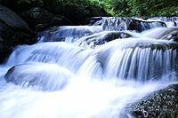 Waterfall, Carinthia, Austria