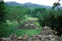 Maya Ruins of Copan, Las Sepulturas, Honduras, Central America