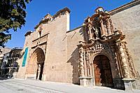 Church Santiago Apostol, Orihuela, Alicante, Costa Blanca, Spain