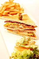 Club sandwich (thumbnail)