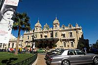Principality of Monaco, The Casino Date: 12 02 2008 Ref: WP_B726_110139_0049 COMPULSORY CREDIT: World Pictures/Photoshot