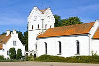 Bosjökloster castle church