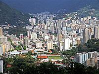 rio de janeiro rj aerial view of the city