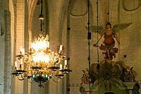 Maria church Mariakyrkan, Båstad, Skåne, Sweden