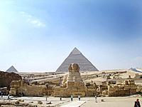 egypt touristic point attraction pyramids
