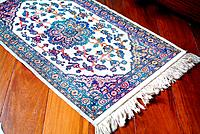 a beautiful carpet rug