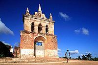 Cuba, Trinidad, Ermita de la Popa church