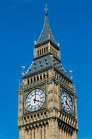 England - London - Westminster district - Big Ben (thumbnail)