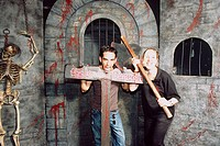 England _ London _ Southwark district _ London Dungeon