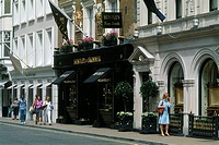 England _ London _ District of Mayfair _ Old Bond Street